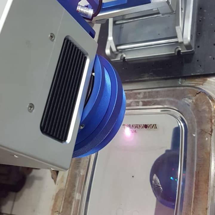 Gravação a laser 3d